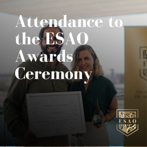 attendance to the esao awards ceremony